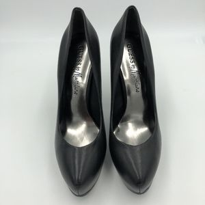 Guess Shoes - GUESS PLATFORM STILETTO HEELS 7.5 Leather